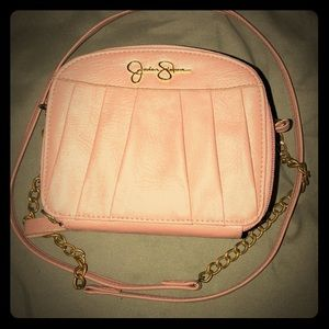 Jessica Simpson pink crossbody bag SOLD